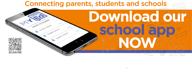 My Ed - School app for parents